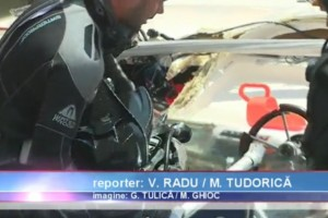 Actiune de recuperare yacht in rada Portului Tomis Constanta - Nemo Pro Diving 013