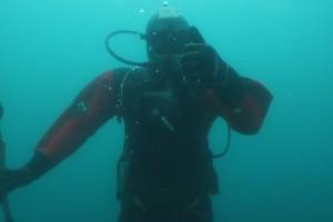 Lucrari mentenanta balize mai 2014 Constanta - Nemo Pro Diving 008