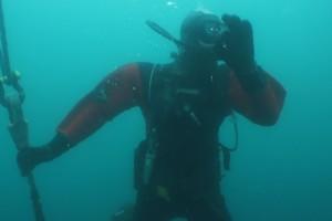 Lucrari mentenanta balize mai 2014 Constanta - Nemo Pro Diving 009