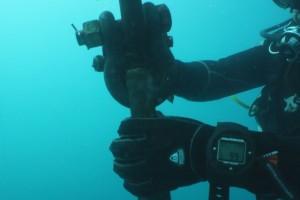 Lucrari mentenanta balize mai 2014 Constanta - Nemo Pro Diving 203