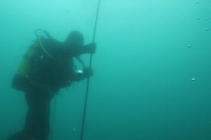 Lucrari mentenanta balize mai 2014 Constanta - Nemo Pro Diving 206