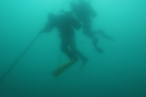 Lucrari mentenanta balize mai 2014 Constanta - Nemo Pro Diving 207