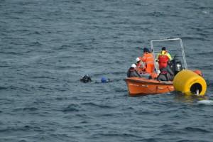 Mentenanta balize decembrie 2014 Constanta - Nemo Pro Diving 001