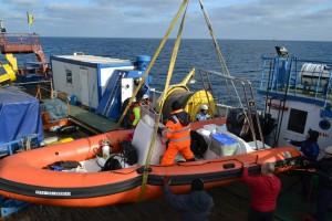 Mentenanta balize decembrie 2014 Constanta - Nemo Pro Diving 003
