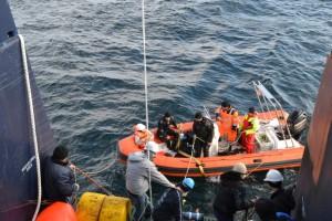 Mentenanta balize decembrie 2014 Constanta - Nemo Pro Diving 004