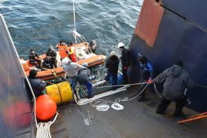 Mentenanta balize decembrie 2014 Constanta - Nemo Pro Diving 005