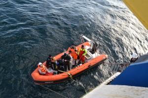 Mentenanta balize decembrie 2014 Constanta - Nemo Pro Diving 006