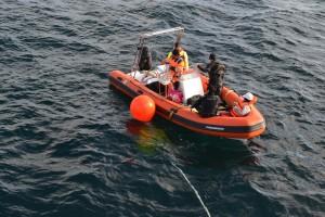 Mentenanta balize decembrie 2014 Constanta - Nemo Pro Diving 008