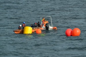 Mentenanta balize decembrie 2014 Constanta - Nemo Pro Diving 011