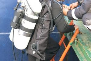 Mentenanta balize decembrie 2014 Constanta - Nemo Pro Diving 015