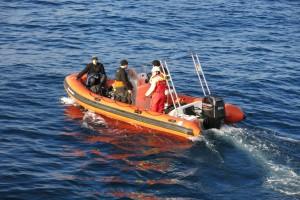 Mentenanta balize decembrie 2014 Constanta - Nemo Pro Diving 017