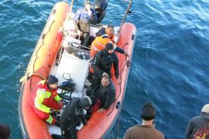 Mentenanta balize decembrie 2014 Constanta - Nemo Pro Diving 018