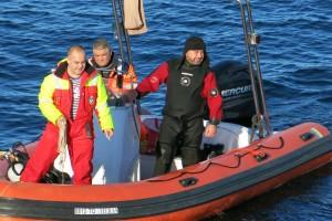 Mentenanta balize decembrie 2014 Constanta - Nemo Pro Diving 019