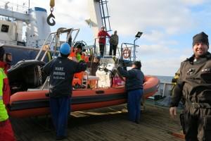 Mentenanta balize decembrie 2014 Constanta - Nemo Pro Diving 023