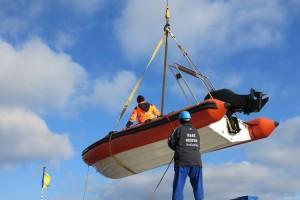 Mentenanta balize decembrie 2014 Constanta - Nemo Pro Diving 024