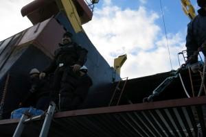 Mentenanta balize decembrie 2014 Constanta - Nemo Pro Diving 027