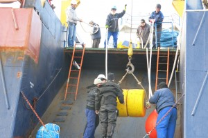 Mentenanta balize decembrie 2014 Constanta - Nemo Pro Diving 029