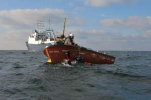 Mentenanta balize decembrie 2014 Constanta - Nemo Pro Diving 031