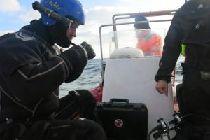 Mentenanta balize decembrie 2014 Constanta - Nemo Pro Diving 032