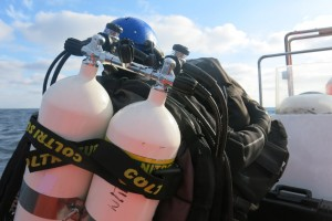 Mentenanta balize decembrie 2014 Constanta - Nemo Pro Diving 033