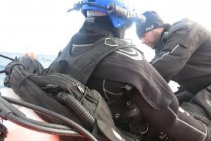 Mentenanta balize decembrie 2014 Constanta - Nemo Pro Diving 035