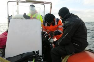 Mentenanta balize decembrie 2014 Constanta - Nemo Pro Diving 038
