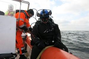 Mentenanta balize decembrie 2014 Constanta - Nemo Pro Diving 039