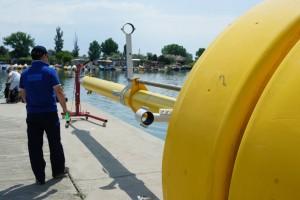Montare baliza Mangalia 2013 - Nemo Pro Diving 002