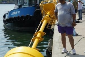 Montare baliza Mangalia 2013 - Nemo Pro Diving 003