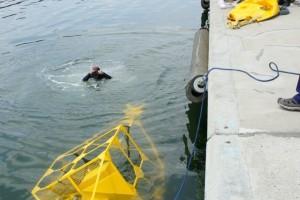 Montare baliza Mangalia 2013 - Nemo Pro Diving 008