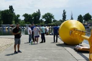 Montare baliza Mangalia 2013 - Nemo Pro Diving 011