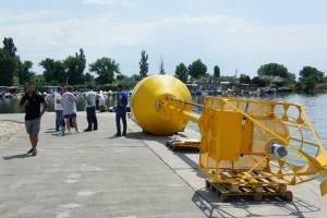 Montare baliza Mangalia 2013 - Nemo Pro Diving 012