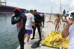 Montare baliza Mangalia 2013 - Nemo Pro Diving 014