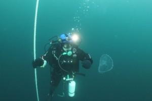 Montare balize INCD GeoEcoMar Constanta - Nemo Pro Diving 002