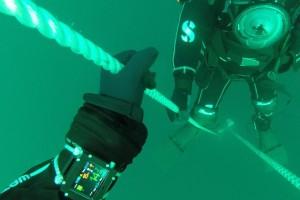 Montare balize INCD GeoEcoMar Constanta - Nemo Pro Diving 004