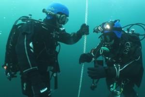 Montare balize INCD GeoEcoMar Constanta - Nemo Pro Diving 015