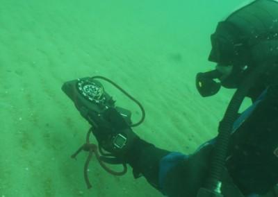 Montare si service conducte subacvatice - Nemo Pro Diving 006