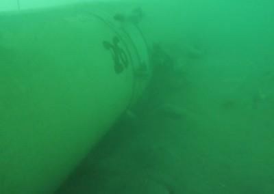 Montare si service conducte subacvatice - Nemo Pro Diving 011