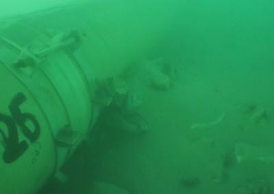 Montare si service conducte subacvatice - Nemo Pro Diving 012