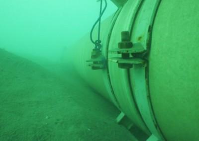 Montare si service conducte subacvatice - Nemo Pro Diving 014