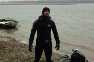 Recuperare ambarcatiune si ATV - Turnu Magurele - Nemo Pro Diving 001