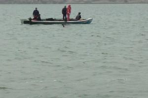 Recuperare ambarcatiune si ATV - Turnu Magurele - Nemo Pro Diving 002