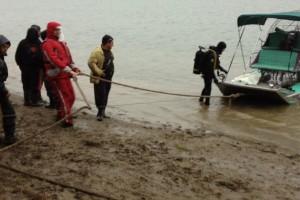 Recuperare ambarcatiune si ATV - Turnu Magurele - Nemo Pro Diving 006