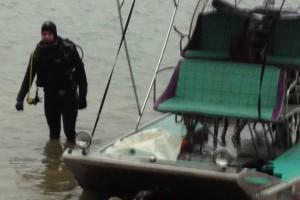 Recuperare ambarcatiune si ATV - Turnu Magurele - Nemo Pro Diving 010