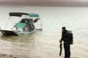 Recuperare ambarcatiune si ATV - Turnu Magurele - Nemo Pro Diving 014