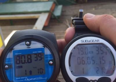 Scufundari comerciale de mare adancime Constanta - Nemo Pro Diving 001