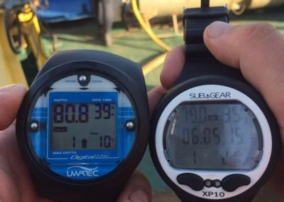 Scufundari comerciale de mare adancime Constanta - Nemo Pro Diving 002
