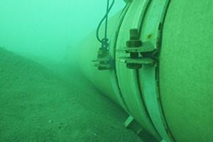 Montare si service conducte subacvatice
