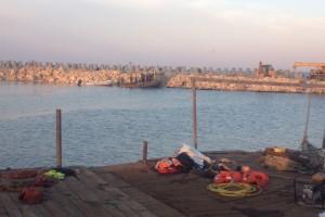 recuperare pescador scufundat Costinesti 2013 - Nemo Pro Diving 006