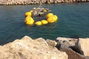 recuperare pescador scufundat Costinesti 2013 - Nemo Pro Diving 007